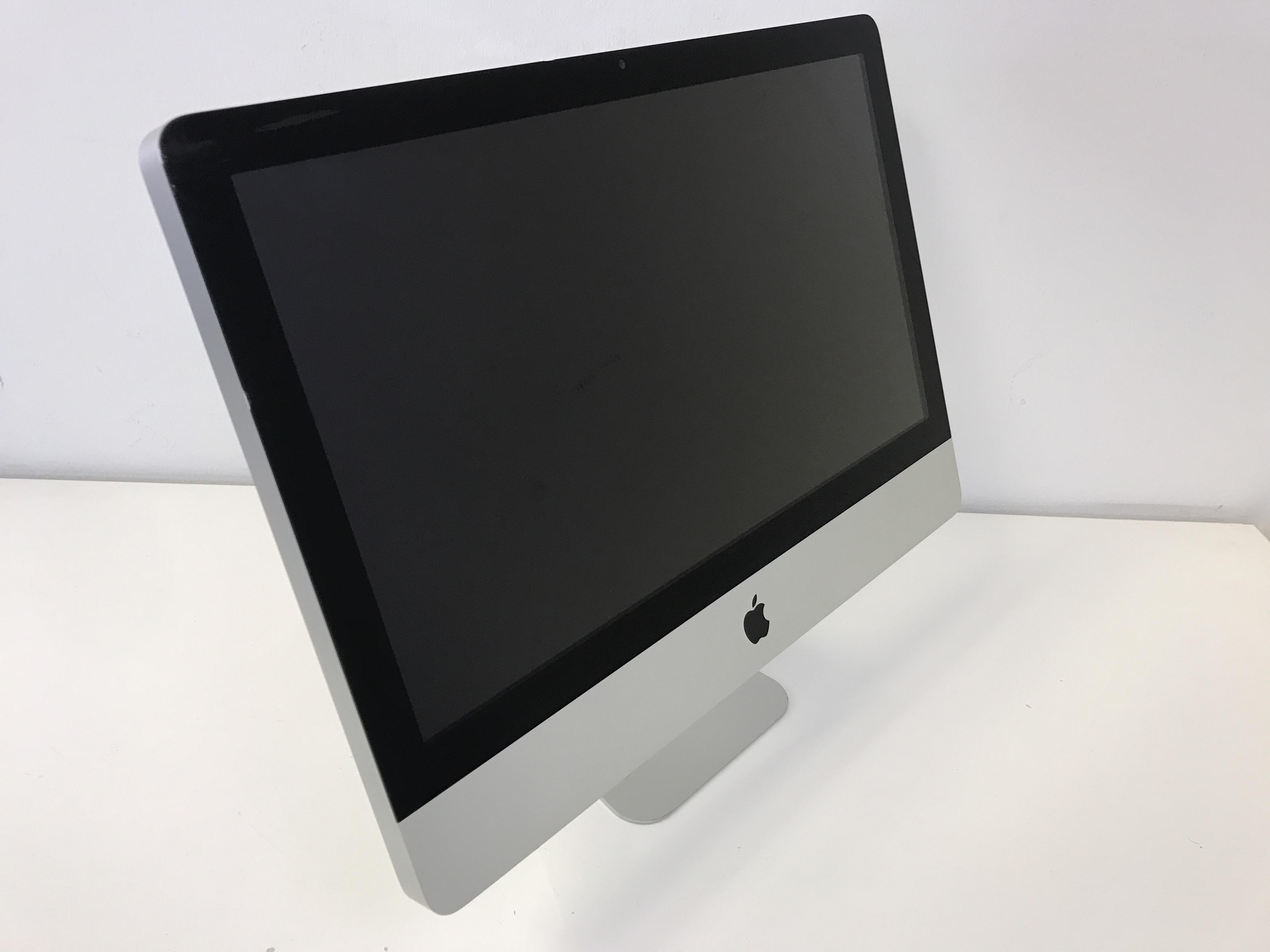 apple imac 21 5 mc508d a intel core i3 ghz 500 gb. Black Bedroom Furniture Sets. Home Design Ideas